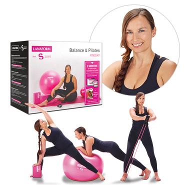 A la découverte du Kit Balance & Pilates