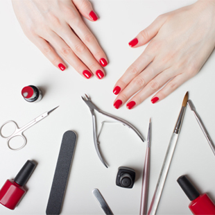 How to do a home manicure?
