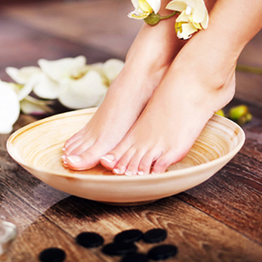 How to take care of your feet at home