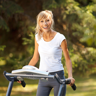 Exercise for beginners, the first steps towards a healthy life!
