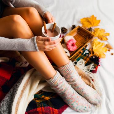 Nos soins des pieds pour affronter l'hiver confortablement !