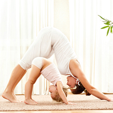 Exercising with your child - motivation and bonding guaranteed