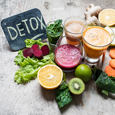 The detox diet: what are the benefits?